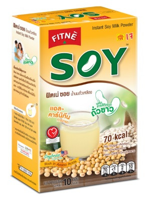 Instant Soy Milk Powder with White Kidney Bean Extract - FITNE