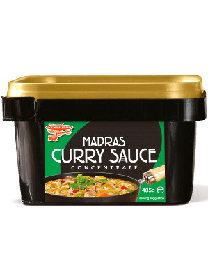 Madras Curry Sauce Concentrate - GOLDFISH