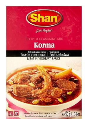 KORMA Recipe & Seasoning Mix - SHAN
