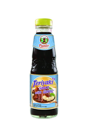 Teriyaki Sauce with Garlic - PANTAI