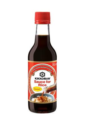 Sweet Soy Sauce for Rice - KIKKOMAN