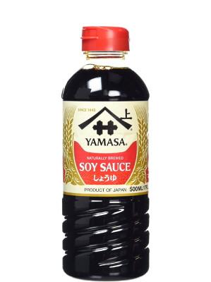 Japanese Soy Sauce 500ml - YAMASA