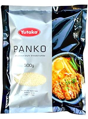 Panko Breadcrumbs 300g - YUTAKA