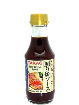 Spicy Teriyaki Sauce - TAKAO