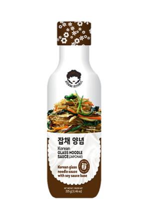 Korean Stir-fried Sweet Potato Noodle (Japchae) Sauce - AJUMMA REPUBLIC