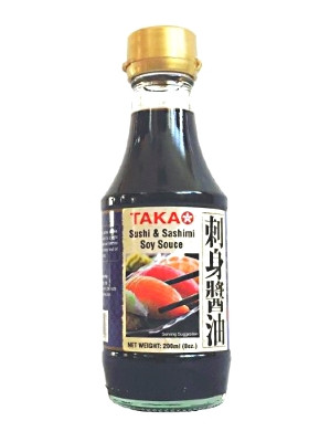 Sushi & Sashimi Soy Sauce - TAKAO