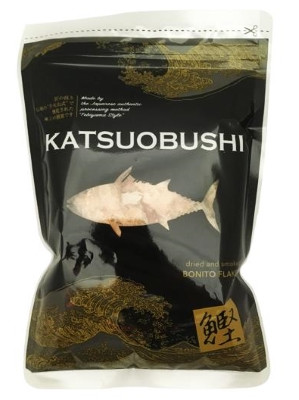 KATSUOBUSHI Dried & Smoked Bonito Flakes - KOHYO