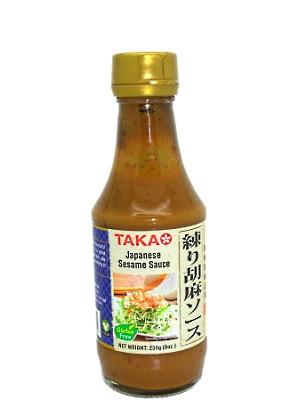 Japanese Sesame Sauce - TAKAO