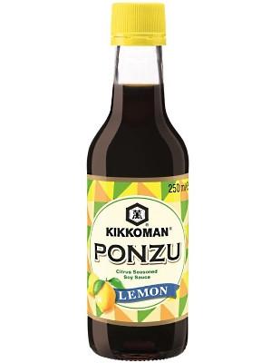 PONZU Citrus Seasoned Soy Sauce - KIKKOMAN
