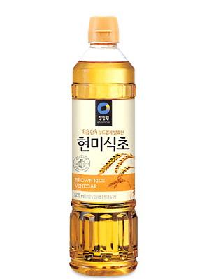 Korean Brown Rice Vinegar 500ml - CHUNG JUNG ONE