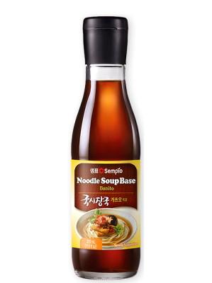 Korean Noodle Soup Base - Bonito Flavour - SEMPIO