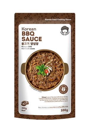 Korean BBQ Marinade Sauce for Beef - AJUMMA REPUBLIC