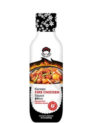 Korean Fire Chicken Hot Sauce - AJUMMA REPUBLIC