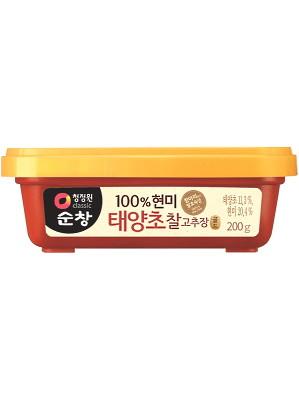 Korean Hot Pepper Paste (Gochujang) 200g - DAESANG