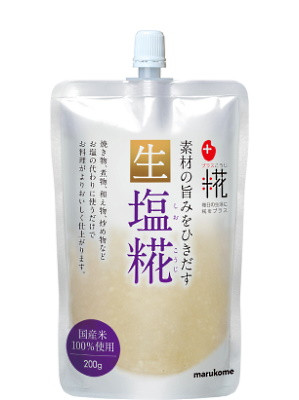 Salted Rice Malt (Shio Koji) 200g - MARUKOME