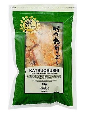 KATSUOBUSHI Dried & Smoked Bonito Flakes - WADAKYU