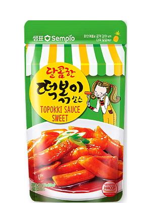 Topokki Sauce - Sweet - SEMPIO