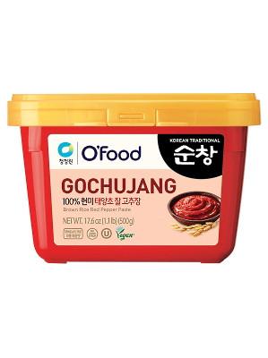 Korean Hot Pepper Paste (Gochujang) 500g - DAESANG