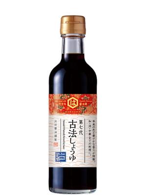 Naturally Brewed Soy Sauce 300ml - HAMADAYA