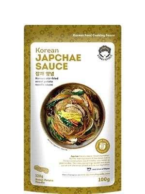 Korean Japchae Sauce 100g - AJUMMA REPUBLIC