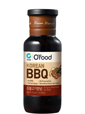 Bulgogi Marinade for Beef 500g - O'FOOD