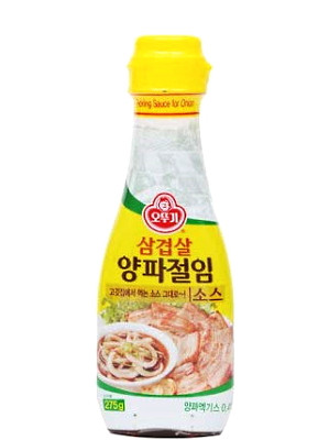 Korean Pickling Sauce for Onion (Pair with Grilled Pork Belly) - OTTOGI