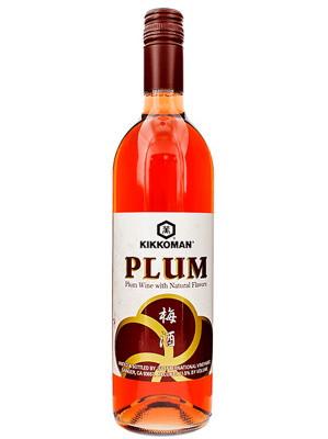 Japanese Plum Wine - KIKKOMAN