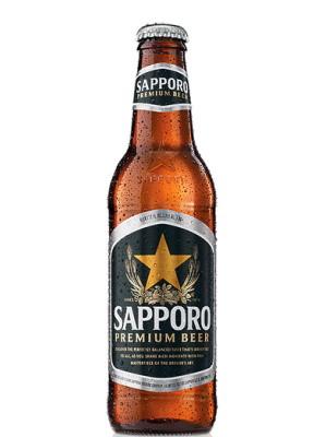 SAPPORO Premium Lager 330ml