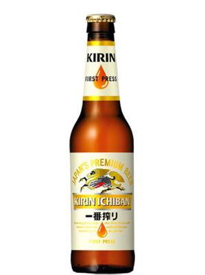 KIRIN Beer 330ml