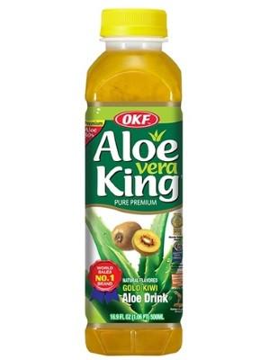Aloe Vera Drink - Kiwi Flavour - OKF
