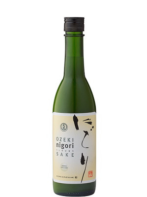 Nigori (cloudy) Sake 375ml - OZEKI
