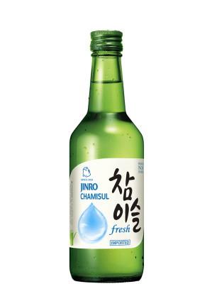 Chamisul Soju (Fresh) 350ml - JINRO