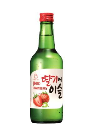 Chamisul Soju (Strawberry) - JINRO