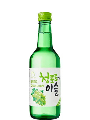 Chamisul Soju (Green Grape) - JINRO