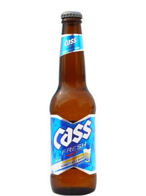 CASS Fresh Beer 330ml