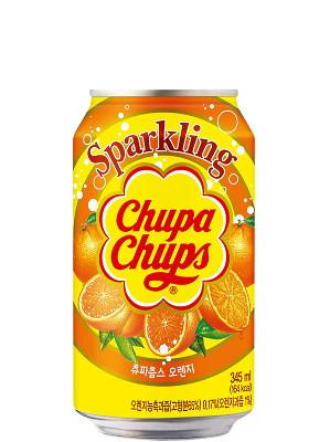 Sparkling Orange Flavour Drink - CHUPA CHUPS