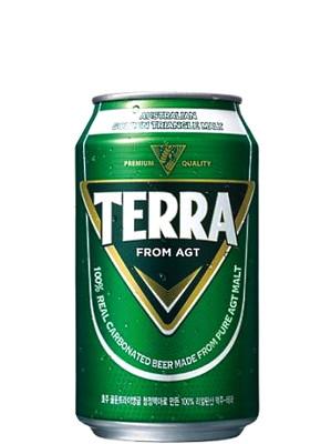 TERRA Beer 355ml (can)
