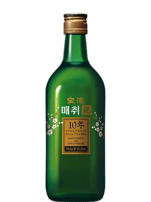 Premium Korean Plum Wine 10yrs 500ml - MATCHSOON