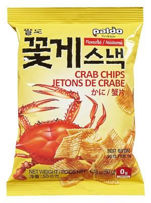Crab Flavoured Chips - PALDO