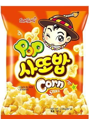 Pop Corn Snack - SAMYANG