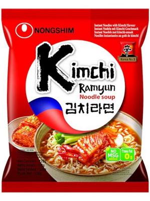 Instant Noodle Soup Kimchi Ramyun - NONG SHIM