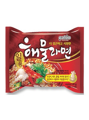 ILPOOM Seafood Noodle Soup - PALDO