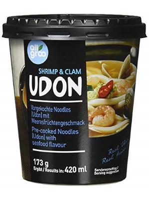 UDON (cup) - Shrimp & Clam - ALLGROO