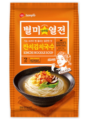 Kimchi Noodle Soup (2 servings) - SEMPIO