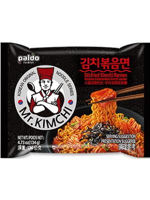 MR KIMCHI Stir-fried Kimchi Ramen - PALDO