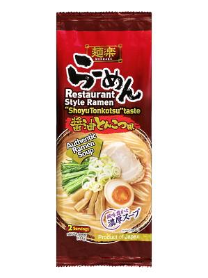 Restaurant-style Ramen - SHOYU Taste - HIKARI