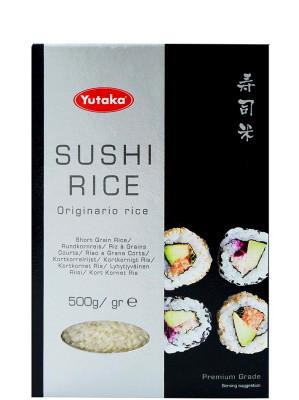 Sushi Rice - YUTAKA