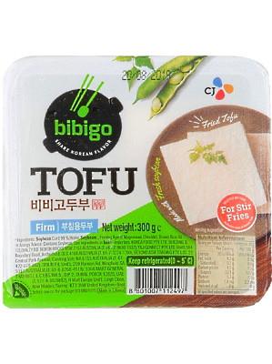 Korean FirmTofu (for Fried Dishes) 300g - BIBIGO