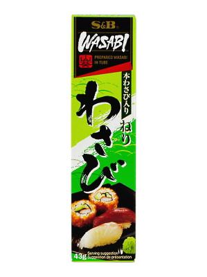 Wasabi Paste 43g - S&B