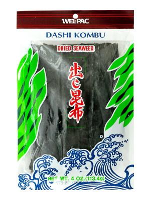 Dried Seaweed (Dashi Kombu) - WEL PAC